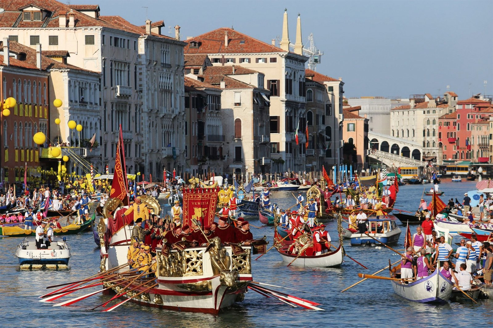 How to watch the Historical Regatta in Venice