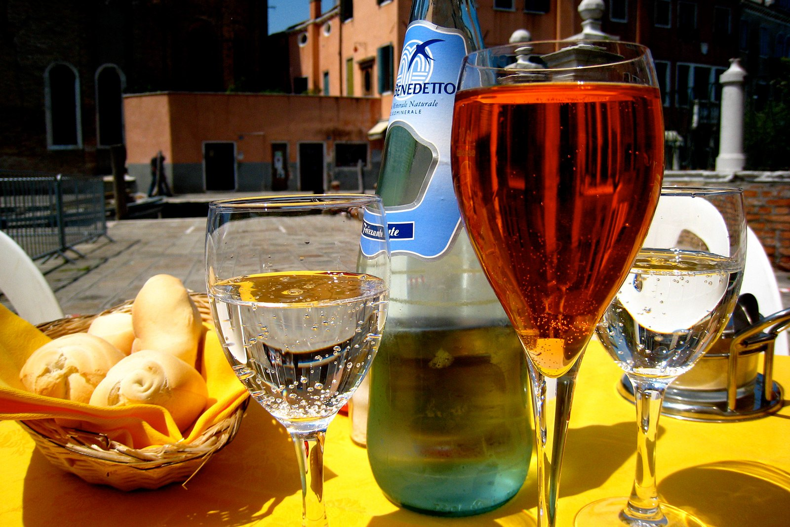 How to try spritz in Venice