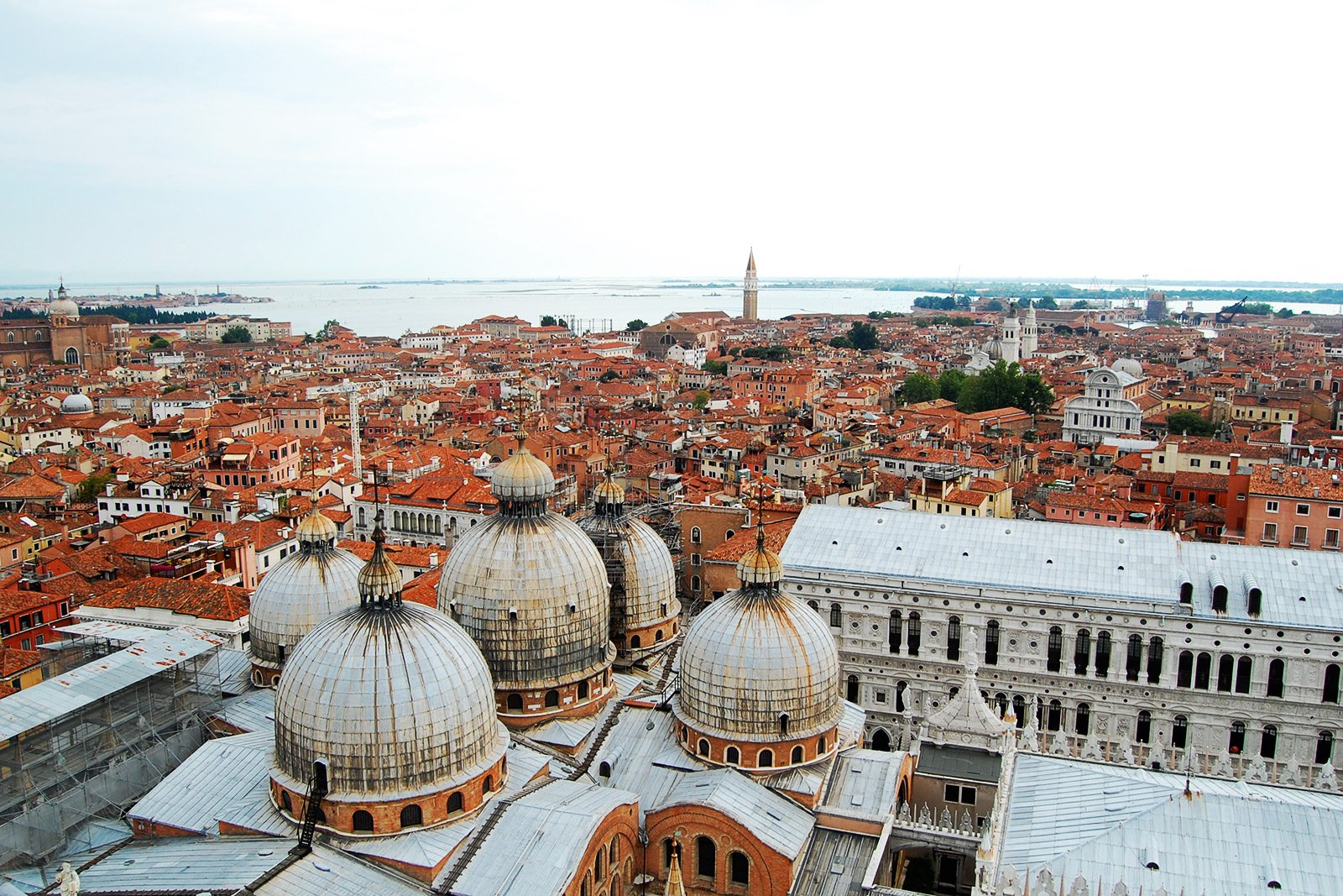 How to climb the Campanile of the St. Mark's Basilica in Venice