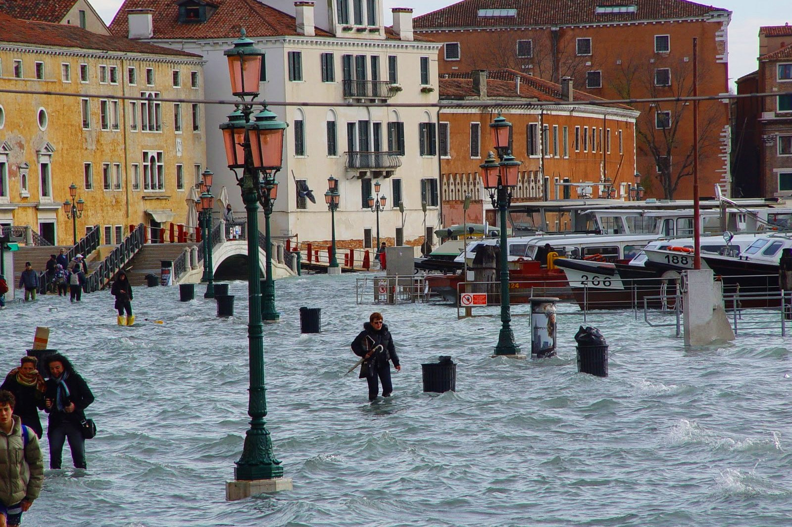 How to see the famous Acqua Alta flooding in Venice