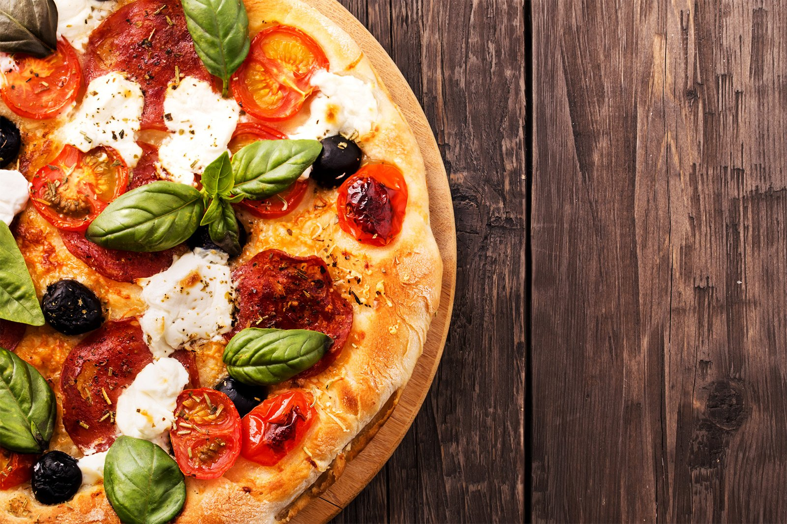 How to try the origin pizza in Rome