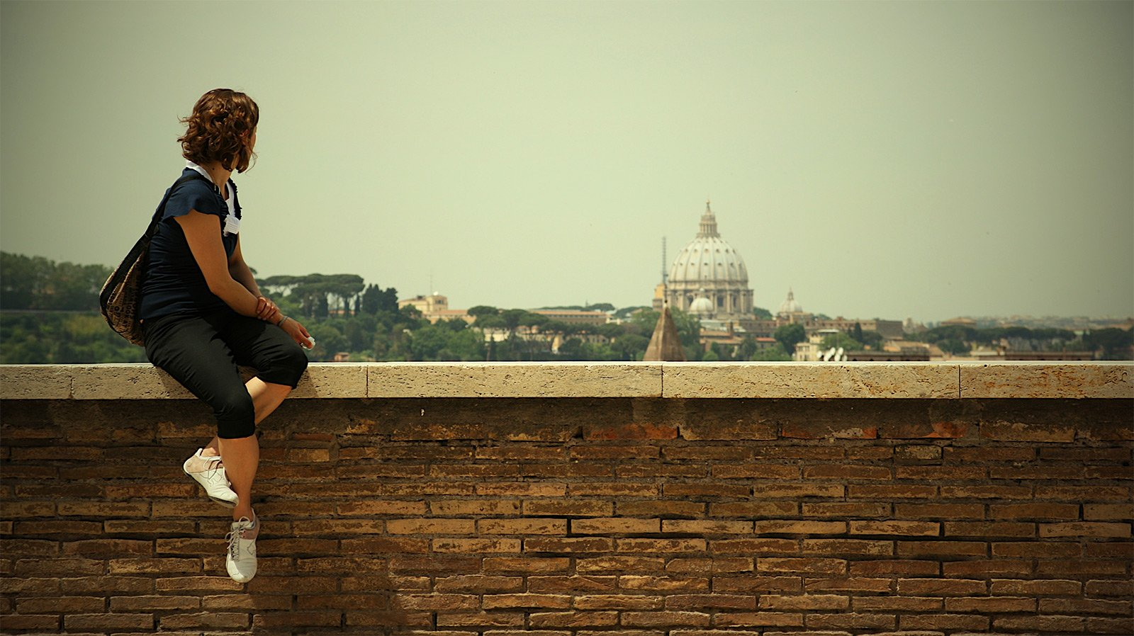 How to admire Rome from the Aventine Hill in Rome