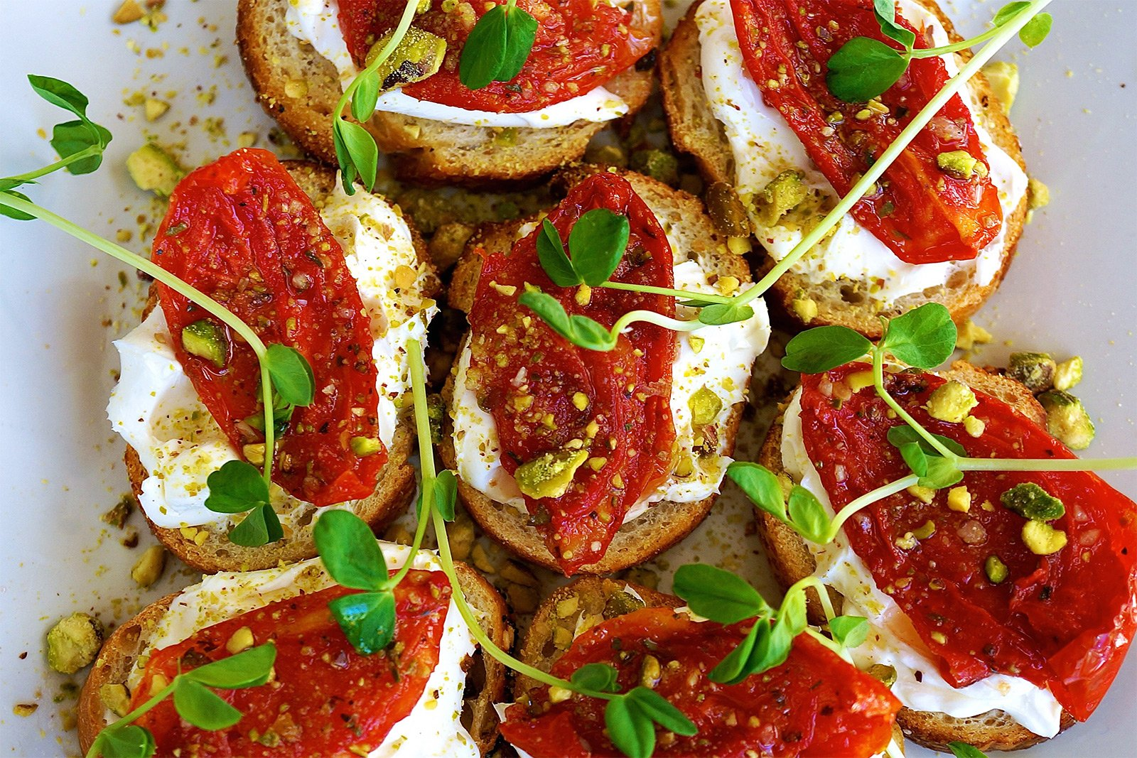 How to try bruschetta in Rome