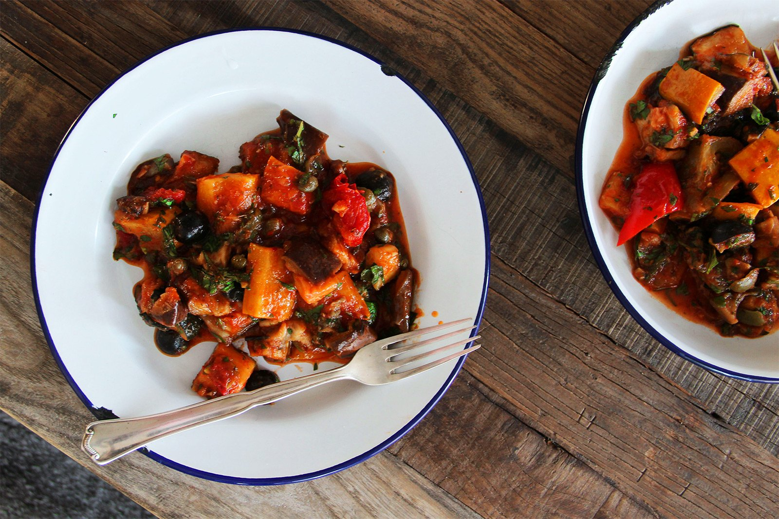How to try caponata in Sicily