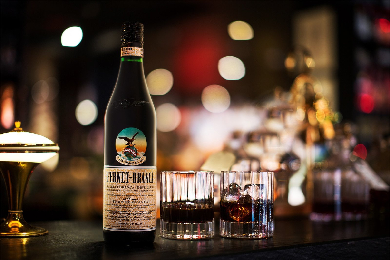 How to try Fernet-Branca liqueur in Milan
