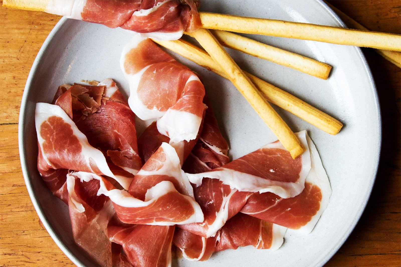 How to try Prosciutto di Parma in Venice