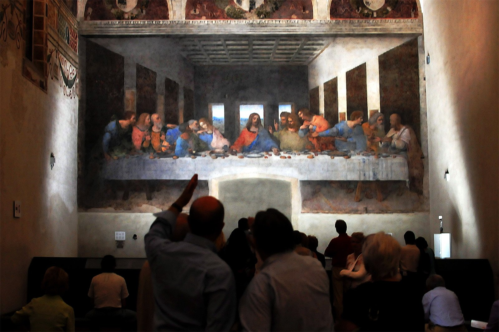 "How to see the famous fresco by Leonardo da Vinci ""Last Supper"" in Milan"