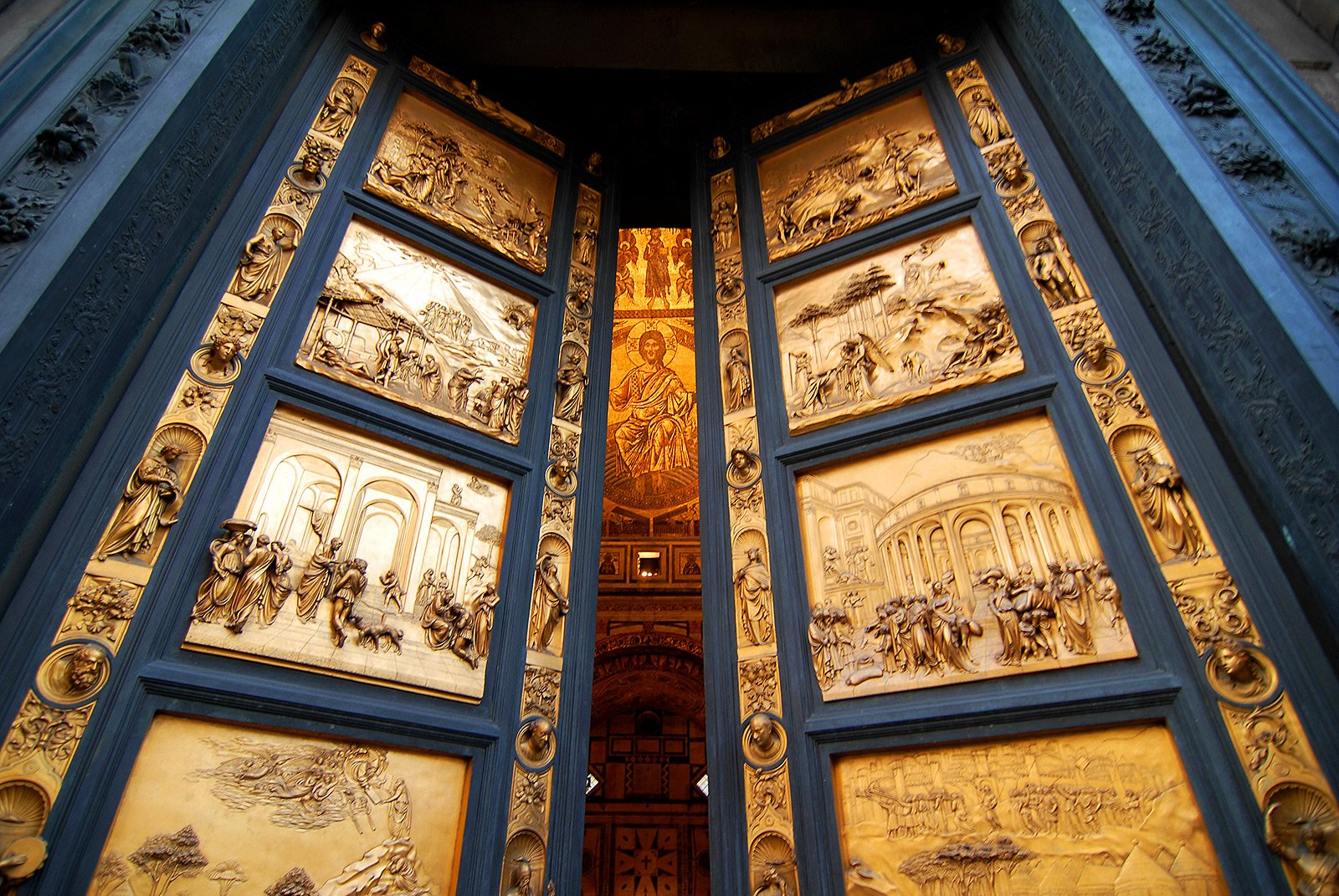 "How to see the ""Gates of Paradise"" in Florence"