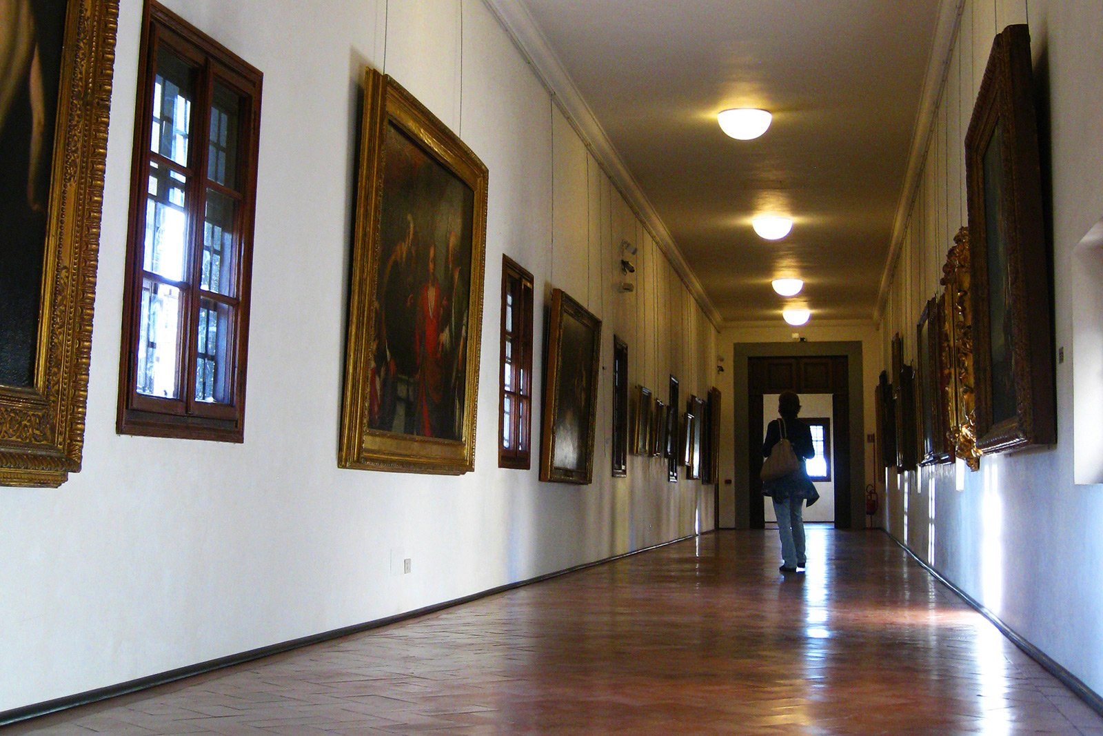 How to walk through the Vasari Corridor in Florence