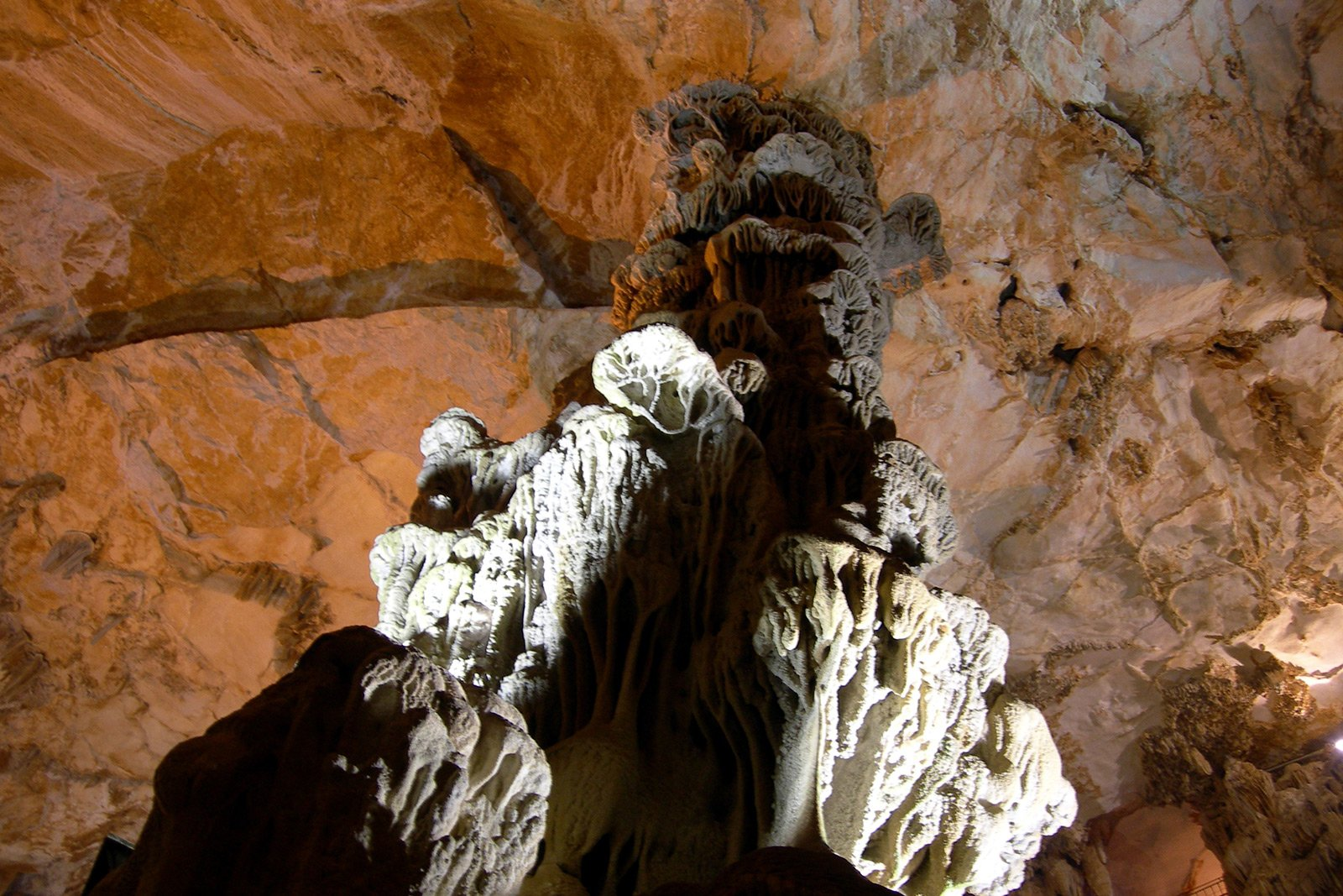 How to see the world's highest stalagnate on Sardinia