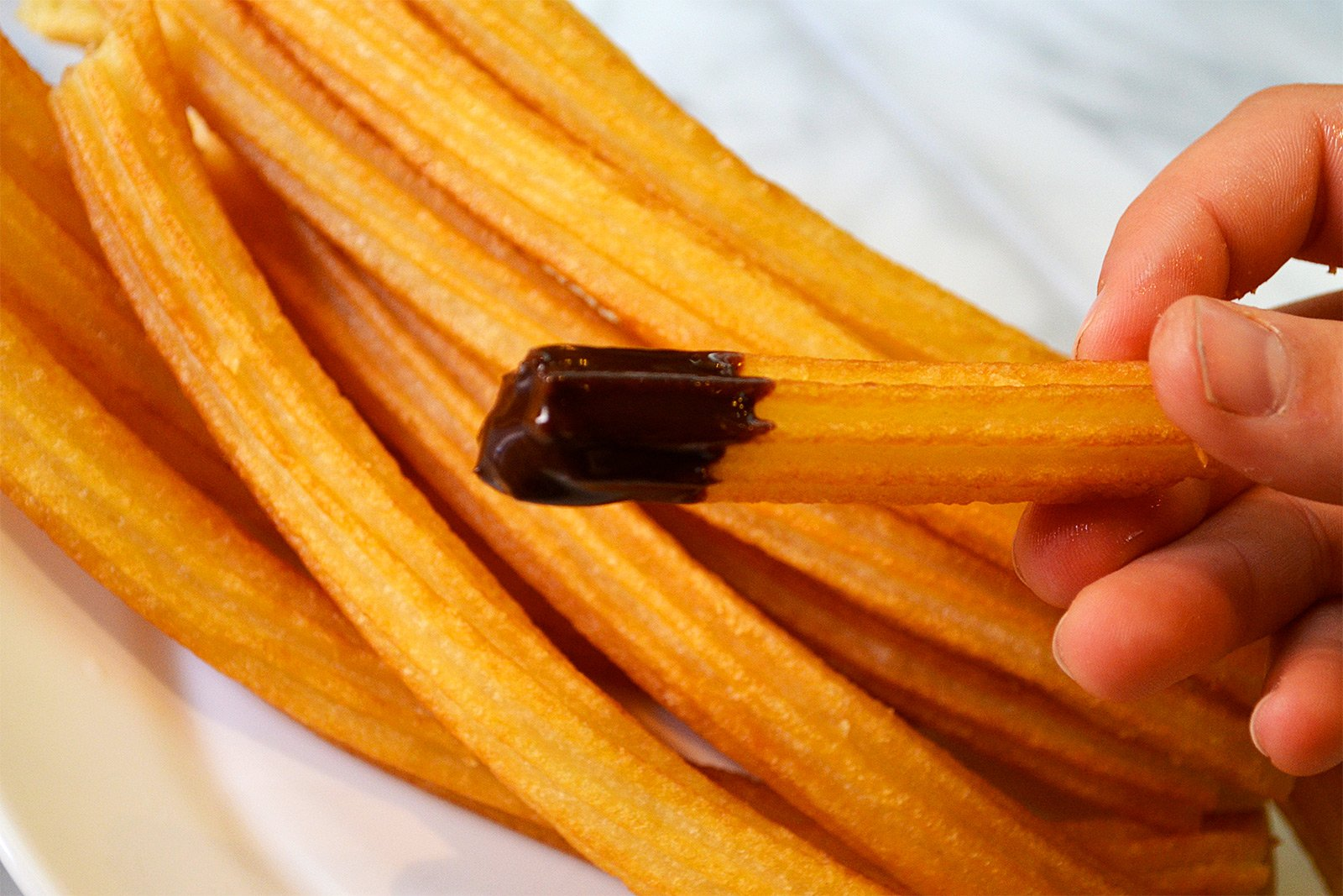 How to try churros in Madrid