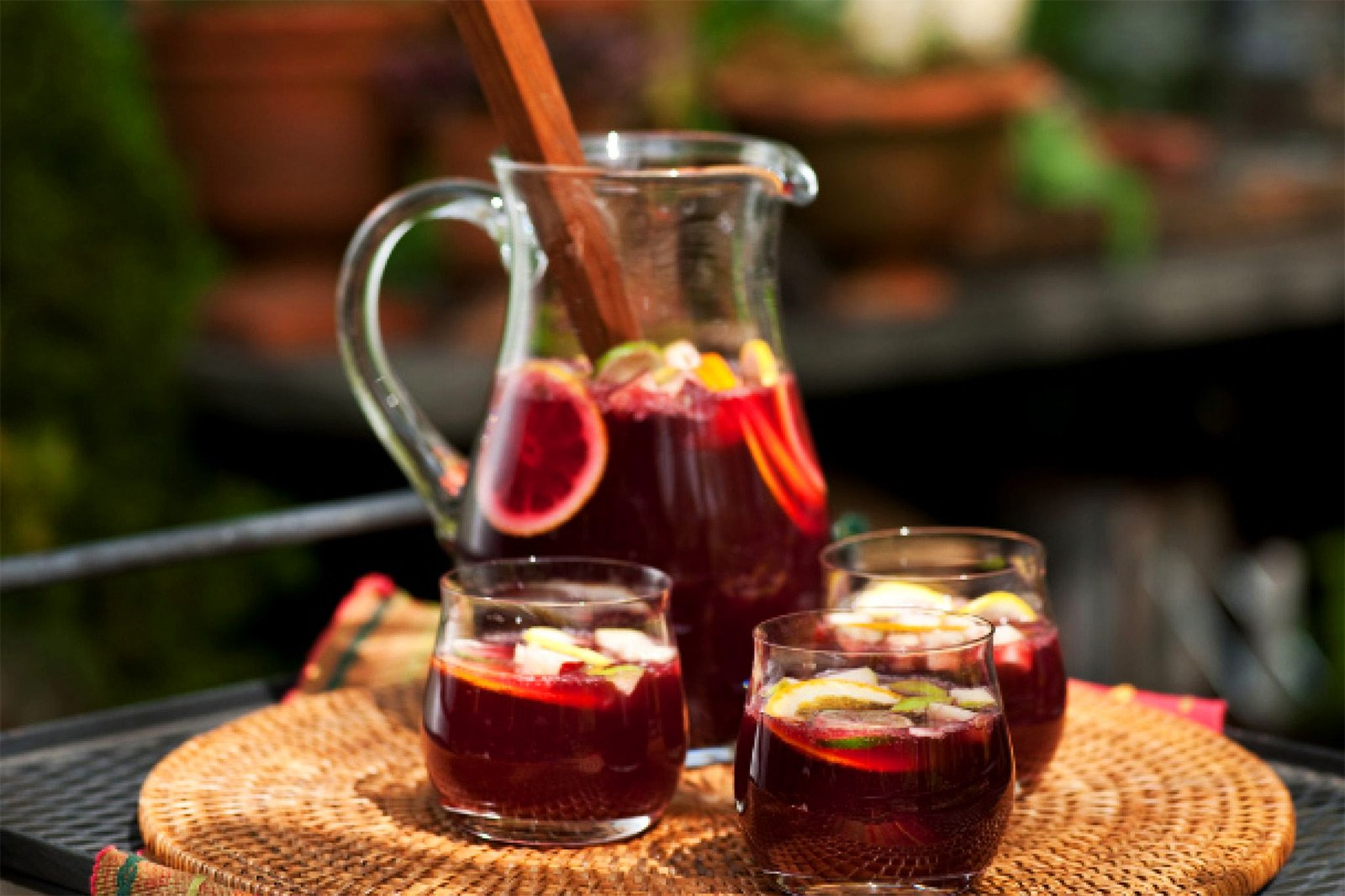 How to try sangria in Madrid
