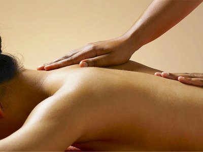 Go for massage therapy on Crete