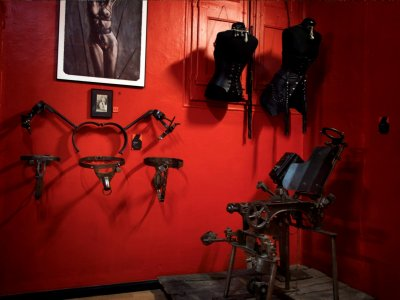 Visit the Museum de l'Erotica in Barcelona