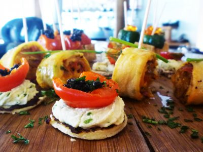 Try pincho in Barcelona
