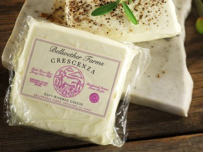 Try stracchino cheese in Milan