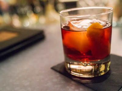 Try Negroni Sbagliato cocktail in Milan