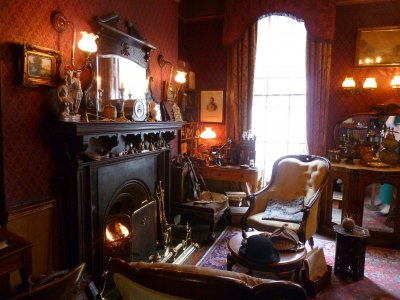 Pay a visit to Sherlock Holmes in London