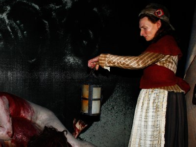 See Jack The Ripper's victims in Madam Tussauds Museum in London