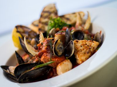 Try bouillabaisse in Marseille