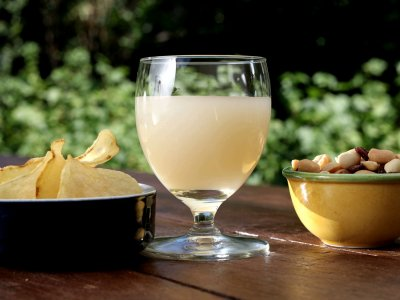Taste the pastis in Marseille