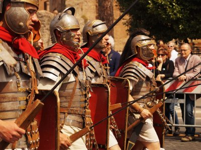 Celebrate Rome's Birthday in Rome