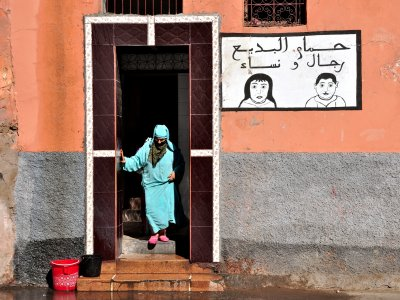 Visit the Moroccan hammam in Marrakesh