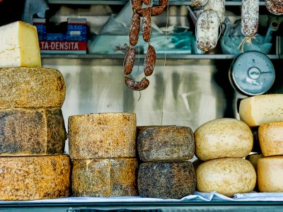 Try pecorino romano in Rome