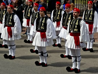 in Greece