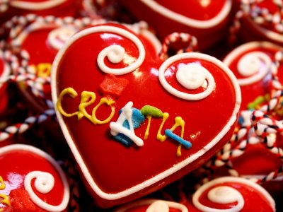 Taste the Licitar heart in Zagreb