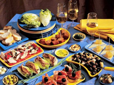 Try tapas in Barcelona