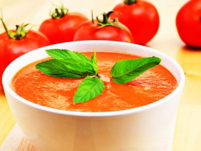 Taste hot and spicy gazpacho in Seville