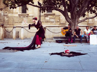 Take a Flamenco class in Seville