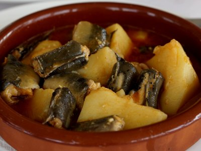 Try All-i-Pebre in Valencia