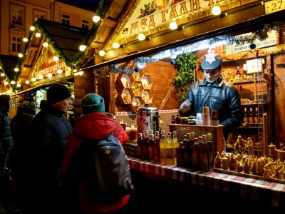 Visit the Christmas Market in Lviv