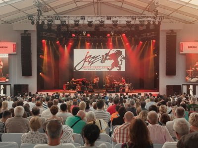Attend Alfa Jazz Fest in Lviv