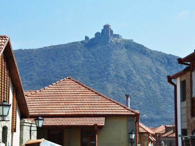 Visit the ruins of Mtskheta in Tbilisi