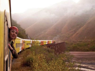 Take a train to clouds (Tren a las nubes) in Salta