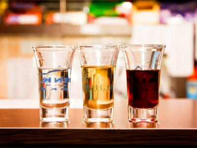 Try palinka in Budapest