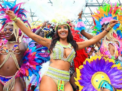 Watch Caribana carnival in Toronto