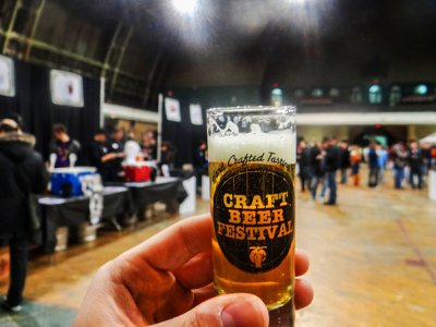Try beer at ShakesBeer Festival in Toronto