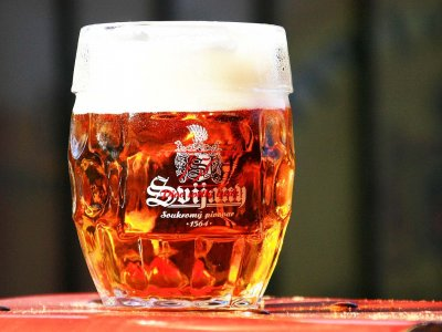 Try Svijany beer in Prague