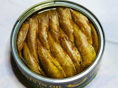 Try Riga sprats in Riga