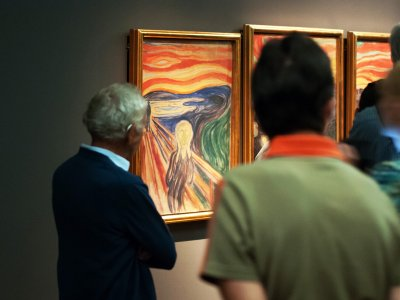 See the most famous Munch's picture in Oslo