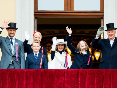 See the royal family in Oslo