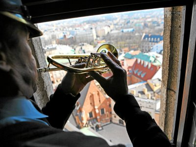 Hear St. Mary's Trumpet Call in Krakow