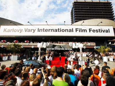 Visit International Film Festival in Karlovy Vary