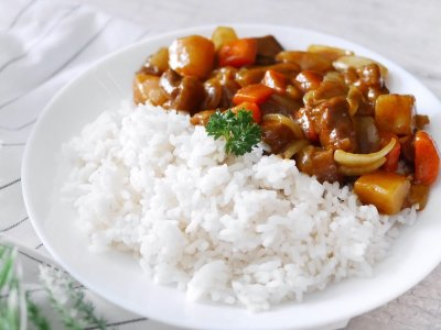 Try Japanese curry in Tokyo