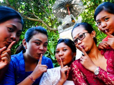Celebrate the Day of Silence in Bali