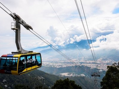 Take a world's highest and longest cable car ride in Merida